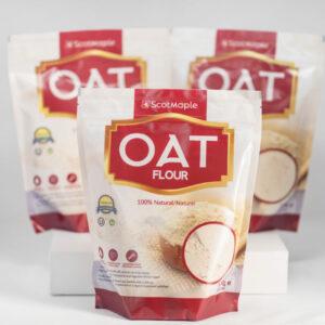 ScotMaple 100% Whole Grain Oat Flour