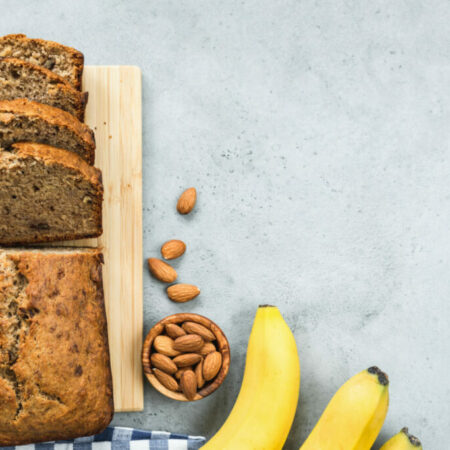 Dairy-Free Banana BreadRecipe