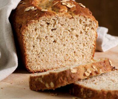 Delicious Simple Oat Bread Recipe - Healthy Breakfast - ScotMaple Foods - Providing Healthier Food Alternatives