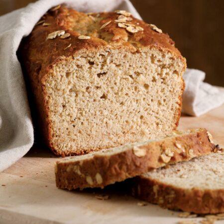 Simple Oat Bread Recipe