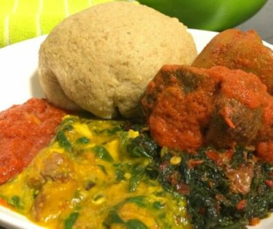 Oat Fufu Recipe - Healthy Foods - ScotMaple Foods - Providing Healthier Food Alternatives